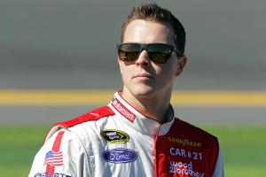 Trevor Bayne is racing a full Nationwide schedule for Roush Fenway this season, the first full schedule he's raced since 2010.