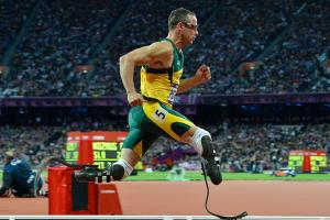 Oscar Pistorius joins a long line of athletes who have not exemplified the character of an athlete.