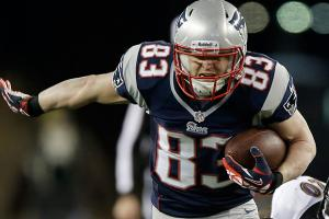 Wes Welker has the most receptions of any receiver (672) since 2007.