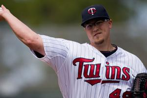 Vance Worley is one of several reclamation projects Minnesota is counting on in its starting rotation.