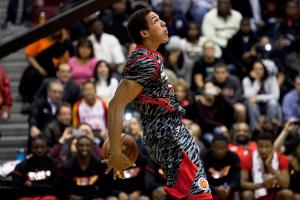 Colin Becht: After committing to Arizona, Aaron Gordon...