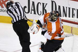 Eccentric goaltender Ilya Bryzgalov's quirks are beginning to look a lot like pure selfishness.