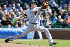 Tim Lincecum's comeback campaign is off to a poor start thanks to a frightful 5.63 ERA.