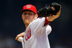 Strasburg's loss brought the Nats to below .500 for the first time since the end of the 2011 season.