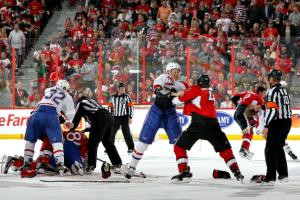 The growing Canadiens-Senators rivalry boiled over in Game 3 and portends more rough stuff.