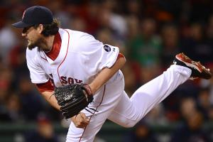 Joel Hanrahan's owners won't exactly miss his 9.82 ERA while he's out with a strained forearm.