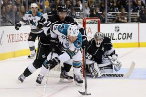 Raffi Torres' rap sheet includes a 21-game suspension handed down in last year's playoffs.