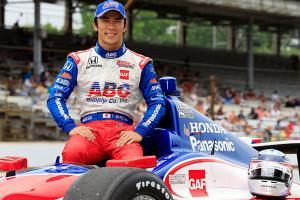 IndyCar series leader Takuma Sato and A.J. Foyt Racing have quickly become a formidable combo.