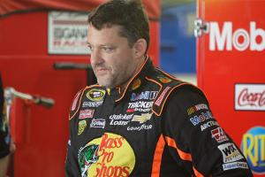 Tony Stewart typically thrives during warm weather and that will be the key to saving his season.