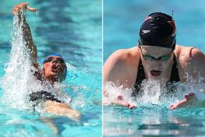 Ryan Lochte and Missy Franklin both became instant celebrities after the 2012 Olympics in London.