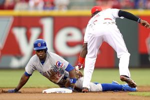 Alfonso Soriano's power has dipped, but he already has more steals (8) than he's posted since 2009.