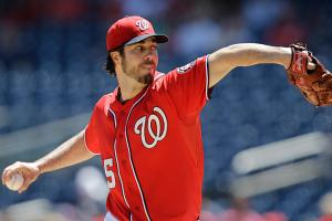 A DL trip will offer Dan Haren a respite from a year that has seen him post a 6.15 ERA and a 4-9 record.