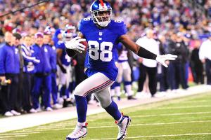 If Hakeem Nicks can remain healthy this season, he should land a large contract for next year.