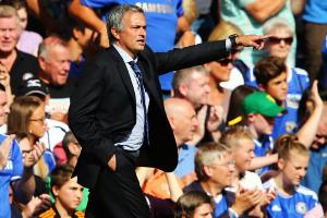 José Mourinho has won his first two Premier League matches with Chelsea this season, both at home.