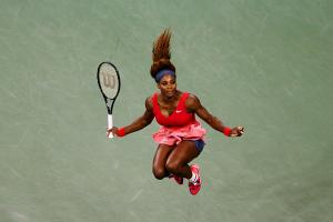 Serena Williams on Sunday won her fifth U.S. Open title. She now has 17 Grand Slam titles.