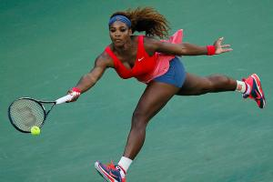 Serena Williams only lost one set -- to Victoria Azarenka in the final -- en route to her U.S. Open title.