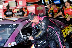 In the wake of the Richmond spin-out scandal, Clint Bowyer has slipped in the points standings.