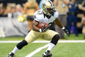 Darren Sproles is but one weapon the Saints can turn to as they attempt to remain undefeated.