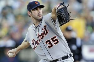 Justin Verlander gives Detroit a good reason to be optimistic about Game 3.