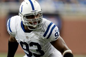 Dwight Freeney spent 11 seasons playing in Indianapolis, 10 of those as Peyton Manning's teammate.