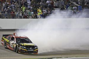 Clint Bowyer's spin at Richmond in September ignited a cheating scandal and changed the Chase field.