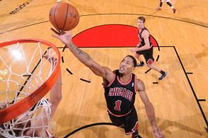 Another knee injury could seriously affect Derrick Rose's daring, high-flying act on the court.