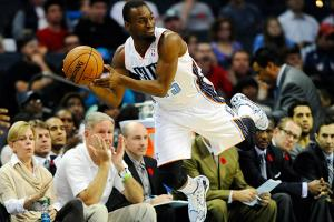 Kemba Walker led the Bobcats in scoring last year and is averaging a team-best 16.4 this season.