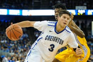 Doug McDermott is averaging nearly 25 points per game for the Bluejays.