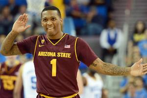 Jahii Carson has become so popular at Arizona State that fans have a holy nickname for him: