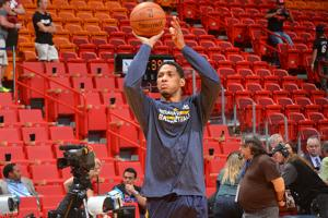 Danny Granger, who hasn't played in a regular-season game since March 5, could return on Friday.
