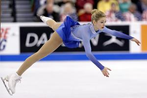 Gracie Gold wins first U.S. figure skating title