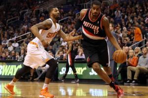 After missing the playoffs last year, the Blazers and Suns have been two of '13-14's biggest surprises.