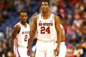 T.J. Warren averaged 24.8 points and 7.1 rebounds per game en route to ACC player of the year honors.