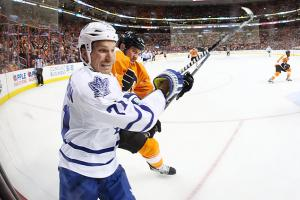 No Hart: The Leafs should demand their money back from overpaid, underperforming David Clarkson.