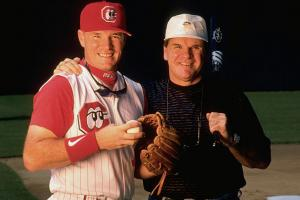 Pete Rose Jr. never had his father's career as a player, but unlike his dad he's been able to stay in the game as a manager.