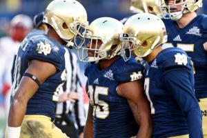 Notre Dame is reportedly working to finalize a home-and-home series against Georgia for 2018 and '19.