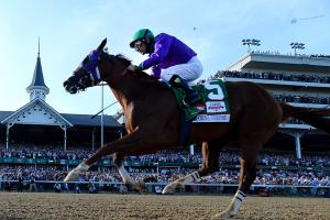 California Chrome has now won his last five races by nearly 27 lengths and is a legitimate Triple Crown contender.