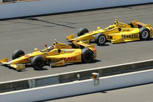 Ryan Hunter-Reay increased American racing prestige with his Indy 500 win against Helio Castroneves.