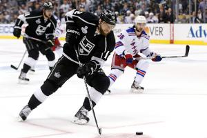 Marian Gaborik will return to Broadway as a King and one of the surprise stories of the playoffs.
