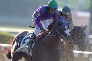 After a fourth-place finish, California Chrome co-owner Steve Coburn criticized the Triple Crown format.