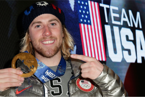 One on one with gold medalist Sage Kotsenburg