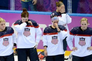 Gauging the impact of finals loss on USA women's hockey
