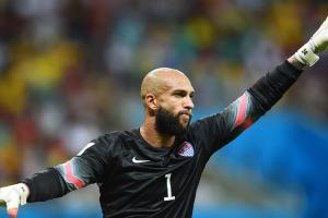 Tim Howard talks his transformative game vs. Belgium