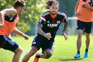 Diego Fagúndez on Jermaine Jones joining the Revolutio...
