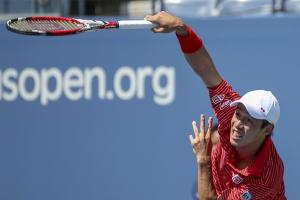Underdog set to win men's U.S. Open