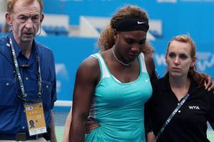 Serena Williams clinches #1 ranking