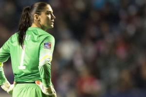 Are Hope Solo's off-field issues a distraction for the...