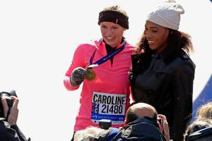 Caroline Wozniacki completes New York City marathon in...