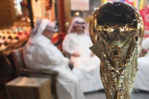 Report: Qatar 2022 World Cup using N. Korean workers as...