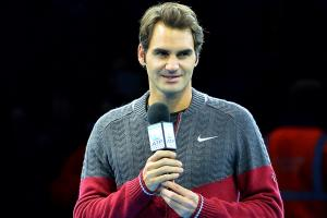 Federer withdraws from ATP Finals